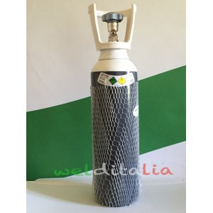 BOMBOLA RICARICABILE 14 LT. 200 BAR OSSIGENO O2 EE