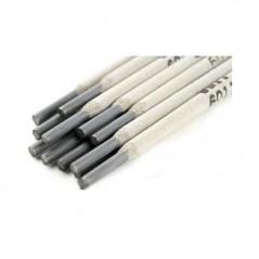 Elettrodo rutilico d. 2,5x300 mm. 100 pz. per saldare a Ferro e acciai non legati