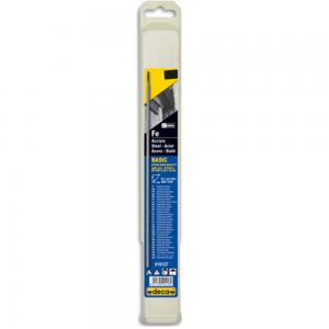 Elettrodo basico d. 2,5x300 mm. in confezione blister da 30 pezzi