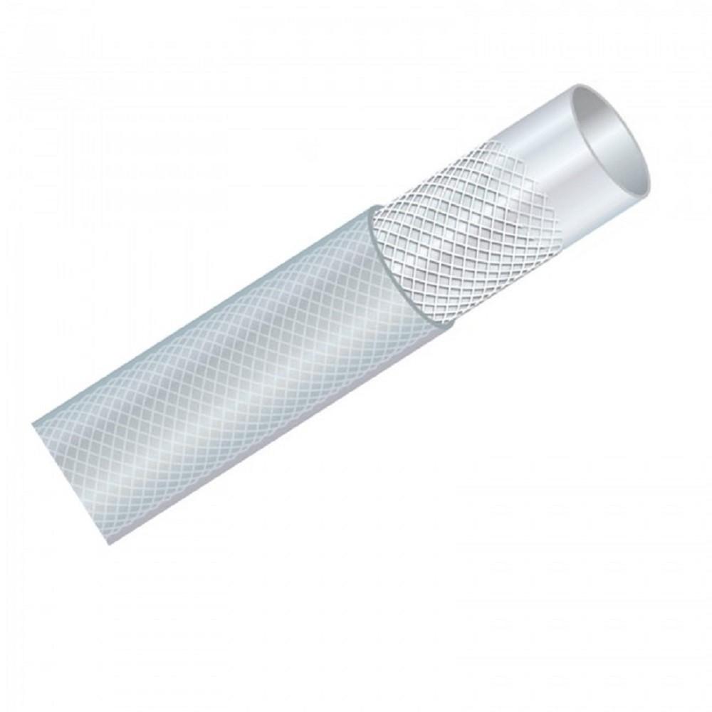 Tubo PVC Retinato 5 Metri per Passaggio ARGON o MISCELA da Riduttore di pressione
