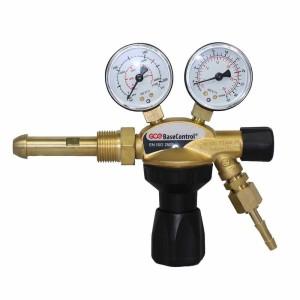 Riduttore di pressione Argon a 2 manometri