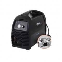 Taglia Metalli al Plasma con Compressore Inverter CUT 45 COMPRESSOR WELDITALIA Taglio fino a 10 mm.