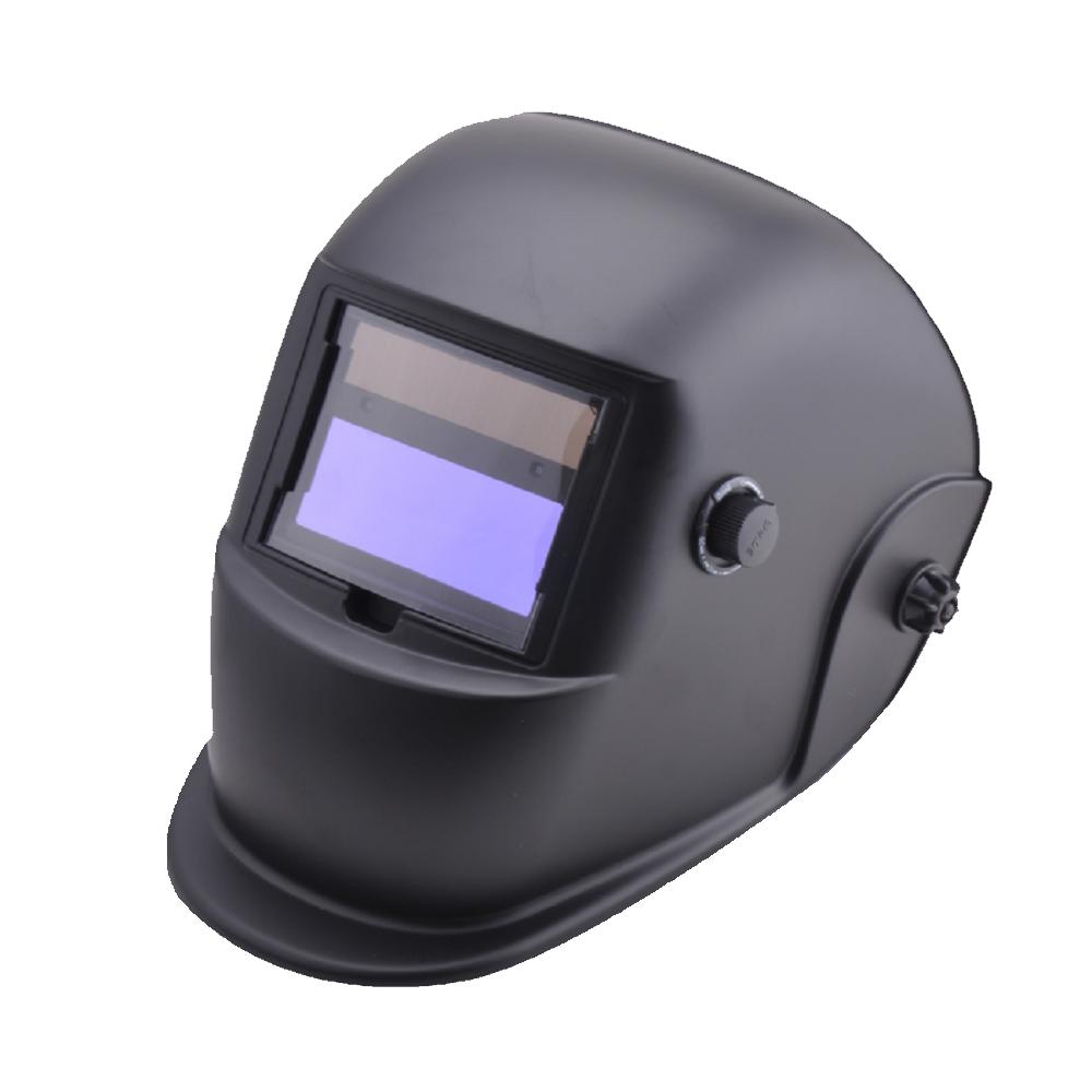 Maschera Saldatore LCD automatica regolazione 9-13 per saldatura MMA MIG MAG TIG