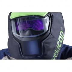 Maschera berretto LCD autoscurante WELDCAP Mig Tig grinding