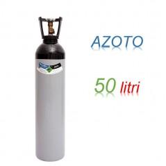Bombola 50 litri AZOTO Ricaricabile 200 bar EE
