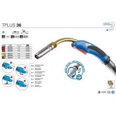 Torcia TPLUS 36 da 3 mt. 340A