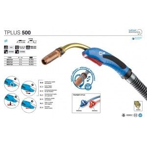 TPlus 500 da 5 mt. 180A