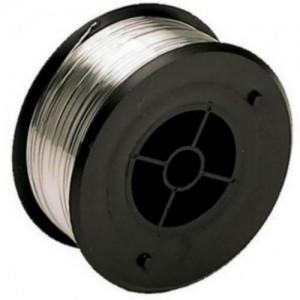 Filo alluminio magnesio d. 0,8 mm. kg. 0,45